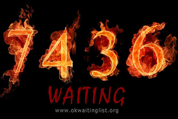 Oklahoma DDS Waiting List Meeting