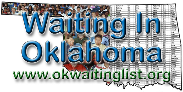 Oklahoma DDS Waiting List Meeting